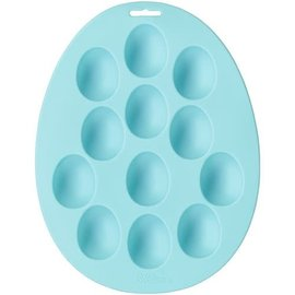 Wilton Wilton Silicone Petite Treat Mold Egg
