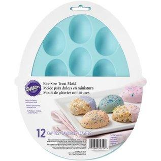 Wilton Wilton Silicone Petite Treat Mold Egg