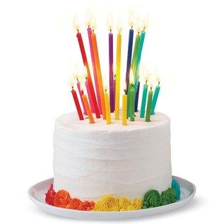 Wilton Wilton Birthday Candles Tall & Short pk/20