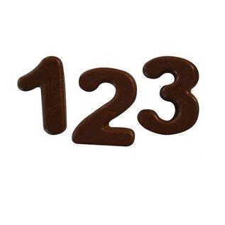 Silikomart Silikomart Chocolate Mould Choco 123