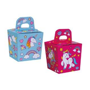 Decora Unicorn Candy box 6 stuks