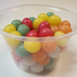 Suiker eitjes 75g