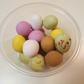 Chocolade eitjes 50g
