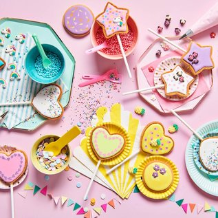 FunCakes FunCakes Lollipop Sticks 15cm pk/50