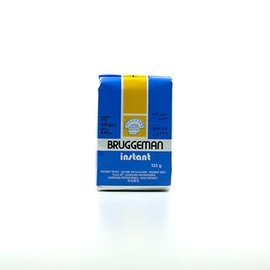 Bruggeman Bruggeman Gist instant 125gr