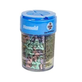 Baking Fun Strooisel Mix Zeemeermin 120g