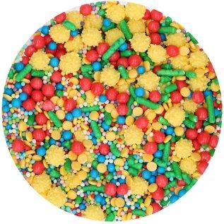 FunCakes FunCakes Sprinkle Medley -Circus- 65g