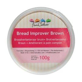 FunCakes FunCakes Broodverbeteraar Bruin 100g