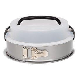 Patisse Patisse Silver-Top Springvorm met Draagdeksel Ø24cm