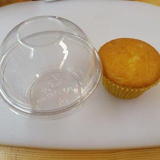 Cupcakebakje M voor 1 cupcake