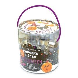 ScrapCooking Koekjes uitstekers Halloween Set/16