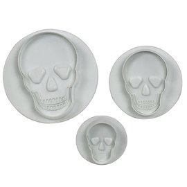 PME PME Skull/Schedel Plunger Cutter Set/3