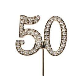 CakeStar Cake Star Cake Topper Diamant Nummer 50