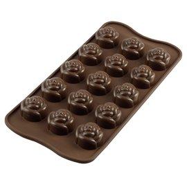 Silikomart Silikomart Chocoladevorm Rozen