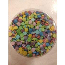 Metallic confetti 50 gram