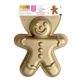 ScrapCooking Scrapcooking Silicone Baking Mould Gingerbread Man