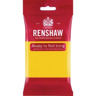 Renshaw Renshaw Rolfondant Pro 250g - Geel