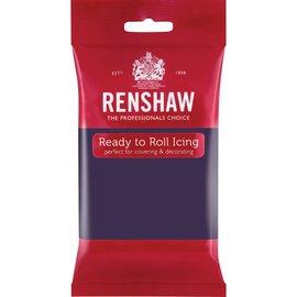 Renshaw Renshaw Rolfondant Pro 250g - Deep Purple