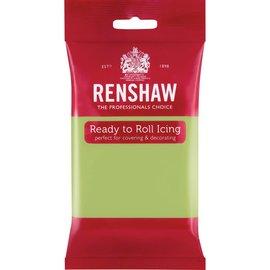 Renshaw Renshaw Rolfondant Pro 250g - Pastel Green