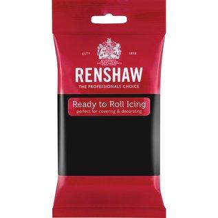 Renshaw Renshaw Rolfondant Pro 250g - Jet Black