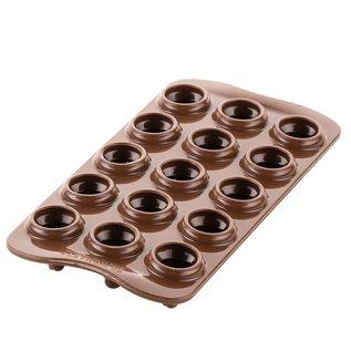 Silikomart Silikomart Chocolate Mould Choco kerstboom
