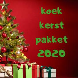 Koek Kerstpakket 2020