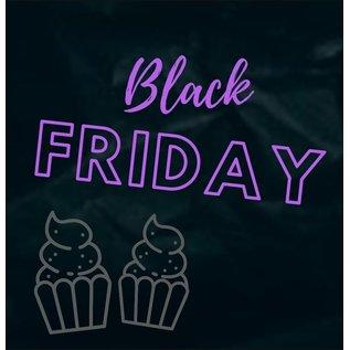 Black Friday pakket  50 euro