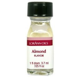 Lorann LorAnn Super Strength Flavor - Almond - 3.7ml