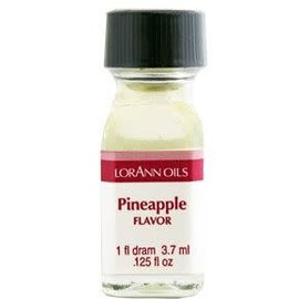 Lorann LorAnn Super Strength Flavor - Pineapple - 3.7 ml