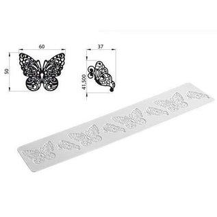 Silikomart Silikomart Wonder Cakes Silicone Mat -butterfly-