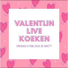 Valentijn Koek pakket 2021