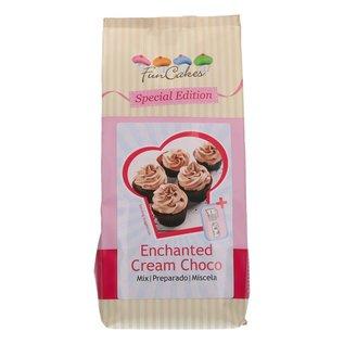 FunCakes FunCakes Mix v Enchanted Cream Choco 450g