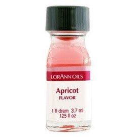 Lorann LorAnn Super Strength Flavor - Apricot - 3.7ml
