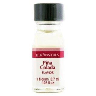 Lorann LorAnn Super Strength Flavor - Piña Colada - 3.7 ml