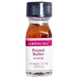 Lorann LorAnn Super Strength Flavor - Peanut Butter - 3.7ml