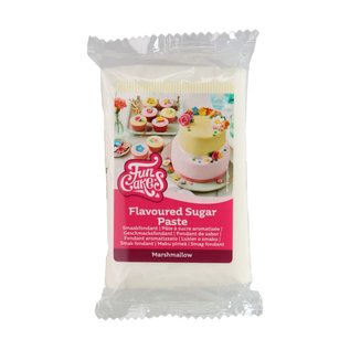 FunCakes FunCakes Smaakfondant -Marshmallow- 250g