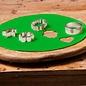 FunCakes FunCakes Ready Rolled Fondant Disc -Spring Green-