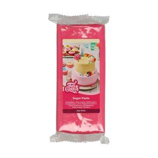 FunCakes FunCakes Rolfondant Roze -Hot Pink- -1kg-