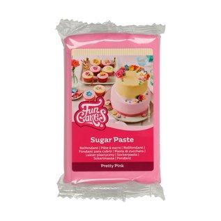 FunCakes FunCakes Rolfondant Roze -Pretty Pink- -250g-
