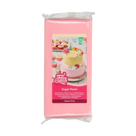 FunCakes FunCakes Rolfondant Roze -Sweet Pink-1kg-