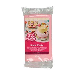 FunCakes FunCakes Rolfondant Roze -Sweet Pink- -250g-