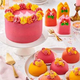 FunCakes FunCakes Marsepein Roze -Soft Pink- 250gr