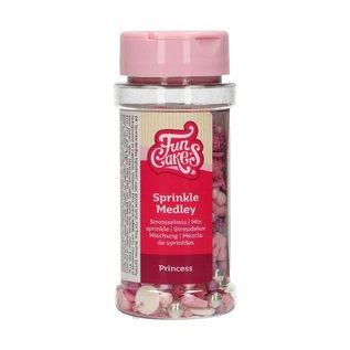 FunCakes FunCakes Sprinkle Medley -Princess- 50g
