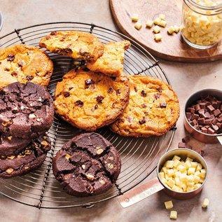 FunCakes FunCakes Chocolade Chunks Puur -350g-