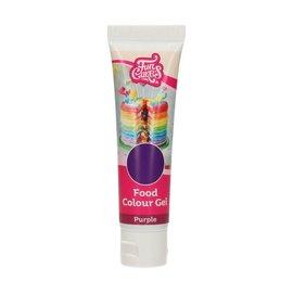 FunCakes FunCakes Edible FunColours Gel - Purple 30g