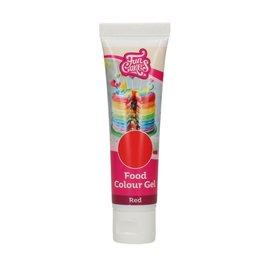 FunCakes FunCakes Edible FunColours Gel - Red 30g