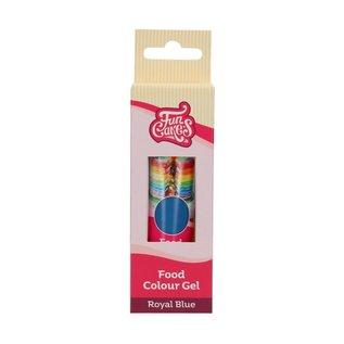 FunCakes FunCakes Edible FunColours Gel - Royal Blue 30g