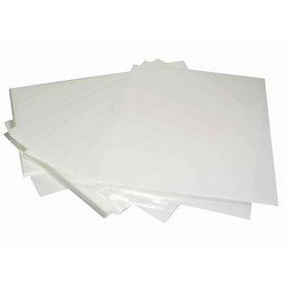 Culpitt 20 sheets icing blanco