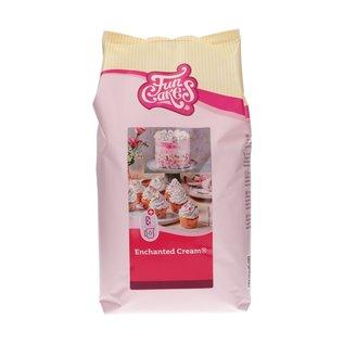 FunCakes FunCakes Mix voor Enchanted Cream 4kg