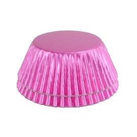 PME PME Foil Baking Cups Metallic Pink pk/30